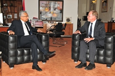World Bank Country Director for Mauritius meets Prime Minister