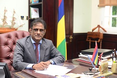 2018, a very important year in Mauritius history, says Acting President of the Republic