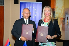 Joint Monitoring Framework to guide and coordinate European Union-Mauritius climate actions