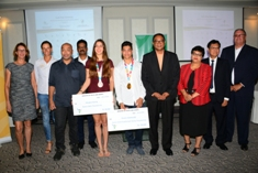 Youth Olympic Games: Outstanding performance of two young Mauritians rewarded