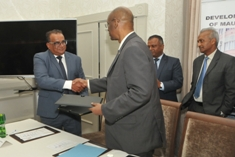 Development Bank of Mauritius signs Framework Agreement with African Solidarity Fund