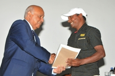 Fishermen Registration Cards presented to 34 fishermen