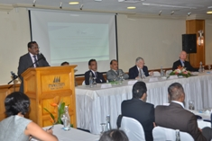 Conference focuses on IRSA and promotion of Good Governance