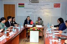 Mauritius and China sign MoU in the field of consumer protection