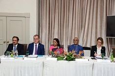 Commonwealth Climate Finance Access Hub Regional Steering Committee Meeting