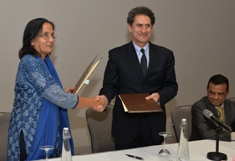 Mauritius and Italy to collaborate in the field of renewable energy