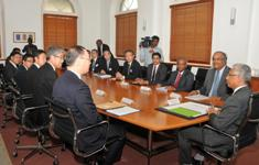Prime Minister encourages Japanese Businessmen to invest in Mauritius