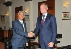 Mauritius and Australia to strengthen people to people relationship