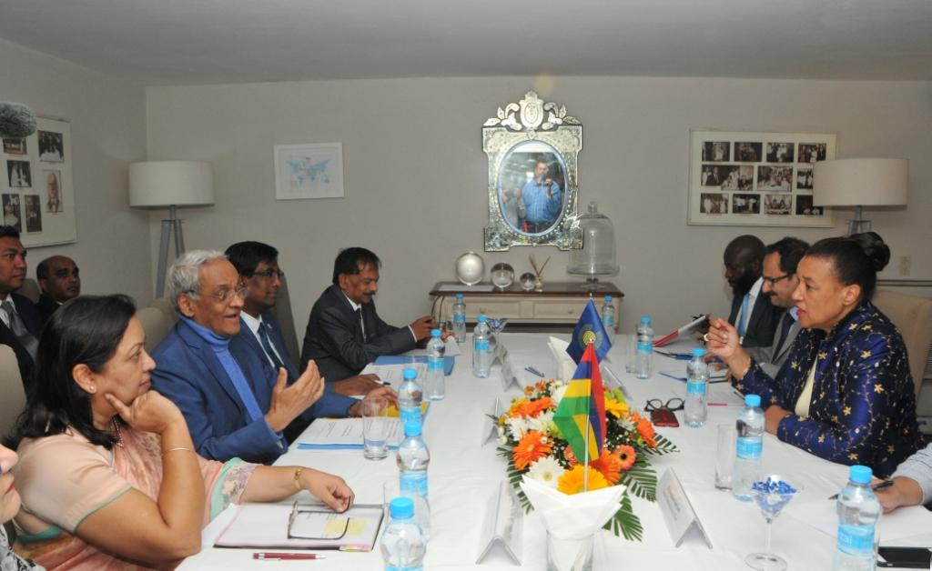 Visit of Commonwealth Secretary General: Focus on enhanced cooperation