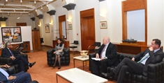 IMF team meets Prime Minister to discuss economic resilience