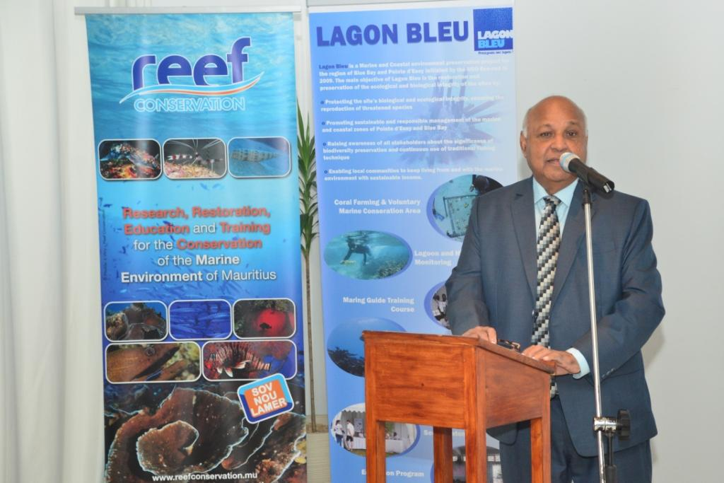Workshop focuses on restitution of second octopus fisheries closure in Mauritius