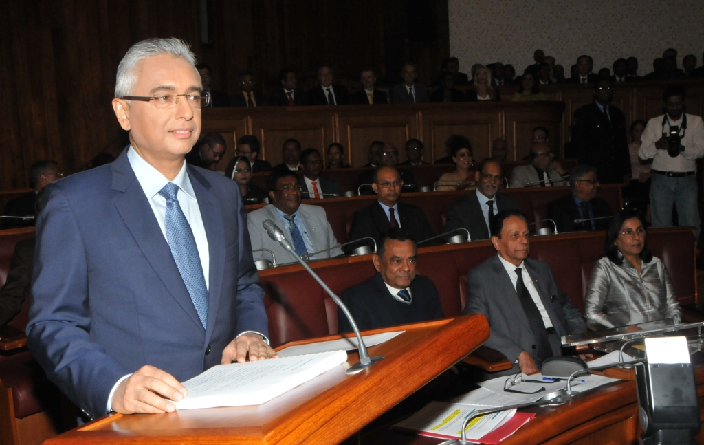 Economic growth, employment, and foreign investment are on a rising trend, affirms Prime Minister Jugnauth