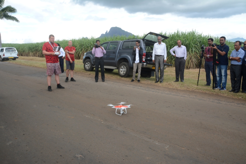 Drone technology as part of food security initiatives