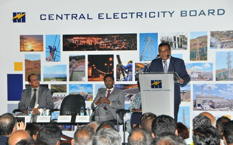 Deputy Prime Minister inaugurates Saint Louis Power Station Redevelopment project