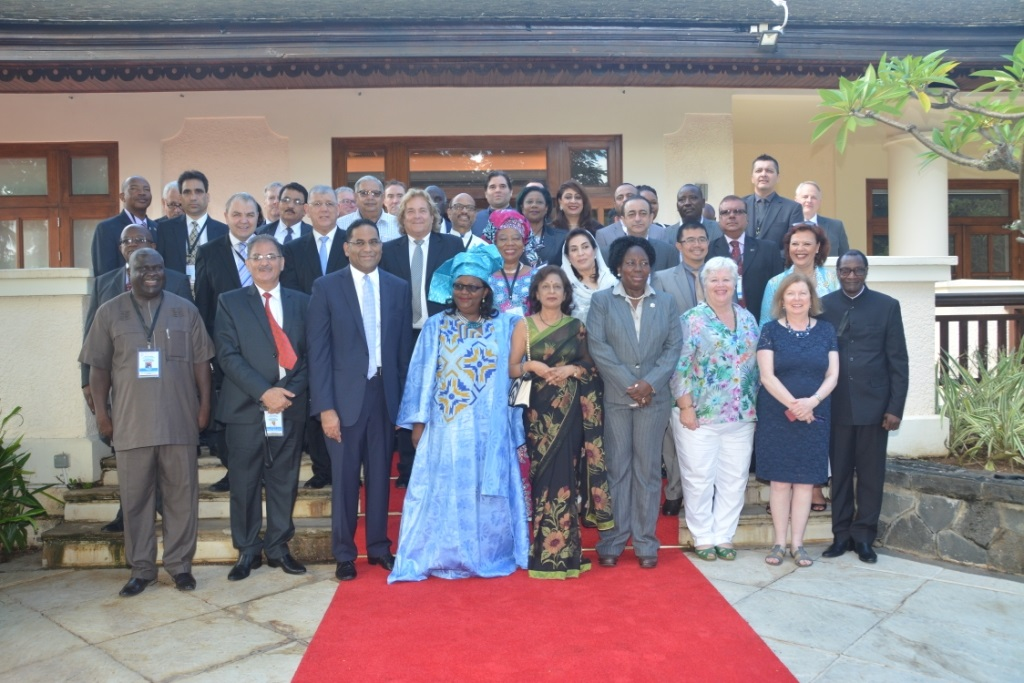 Mauritius hosts Executive Committee meeting of the Commonwealth Parliamentary Association