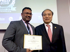 Info-Highway receives international recognition at World Summit on Information Society