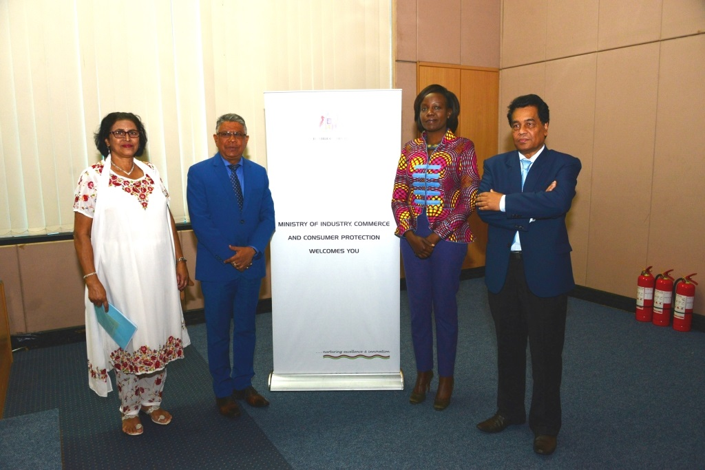 Workshop focuses on 'Women in business and gender mainstreaming'