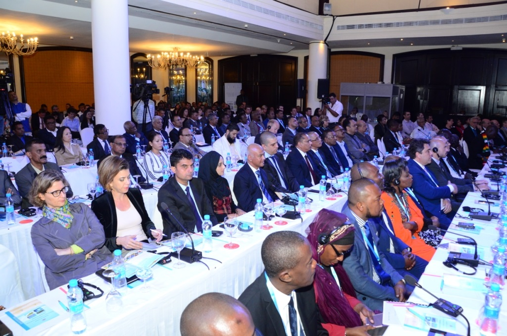 International Conference adopts Mauritius Declaration on Digitalisation and Sustainable Tourism