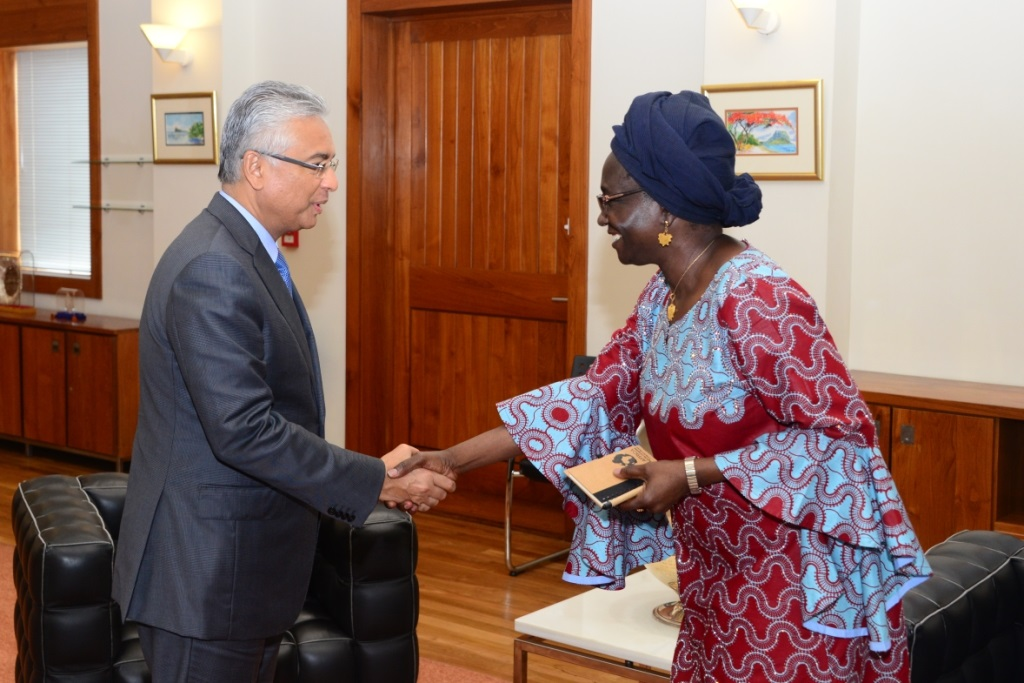 Prime Minister discusses employment issues with ILO's Assistant Director-General