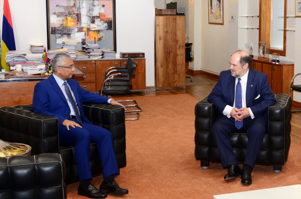 Mauritius and Spain to renew existing relations