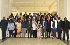 AU: Retreat of the PRC Sub Committee on Multilateral Cooperation meets in Mauritius