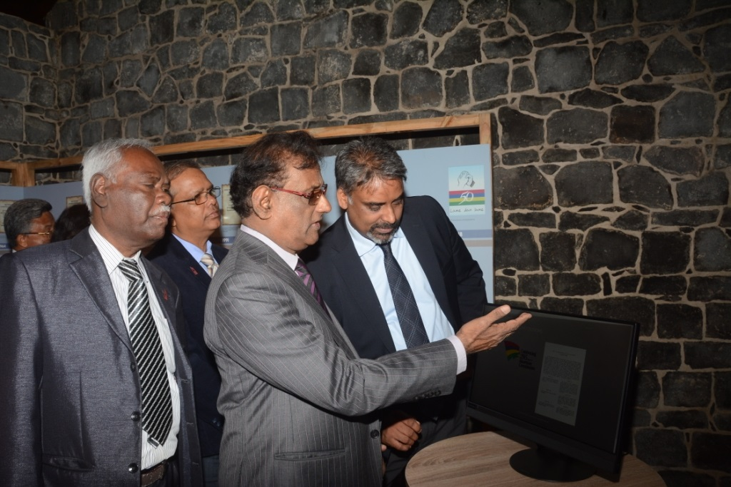 Attorney General's Office organises exhibition on the evolution of the Constitution of Mauritius
