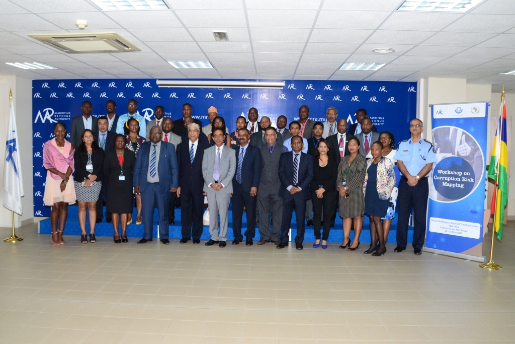 MRA hosts workshop focused on Corruption Risk Mapping