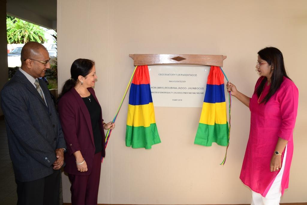 Mauritius Observatory for Parenthood launched in Phoenix