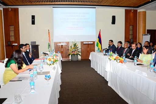 Mauritius-India keen to conclude CECPA negotiations during 7th round of talks