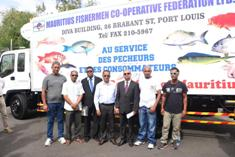Fisheries sector has great potentials for cooperatives, says Minister Bholah