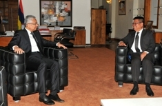 Ambassador of Philippines pays courtesy call on Prime Minister