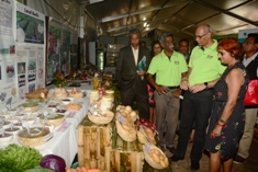 Salon de l'Agriculture organised to promote agricultural products