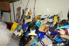 Disposal of seized and forfeited fishing equipment