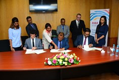 MoU signed under the TradeCom II programme to reinforce SMEs