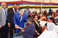 Elders positively contribute to the welfare and progress of Mauritius, says Prime Minister