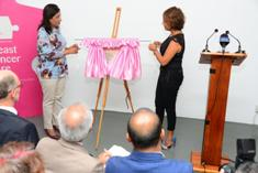 Inauguration of New Centre Dedicated to Support Women fighting Breast Cancer