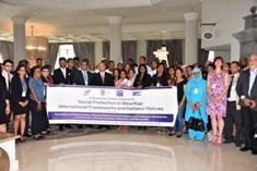 International Country Workshop focuses on Social Protection mechanisms in Mauritius