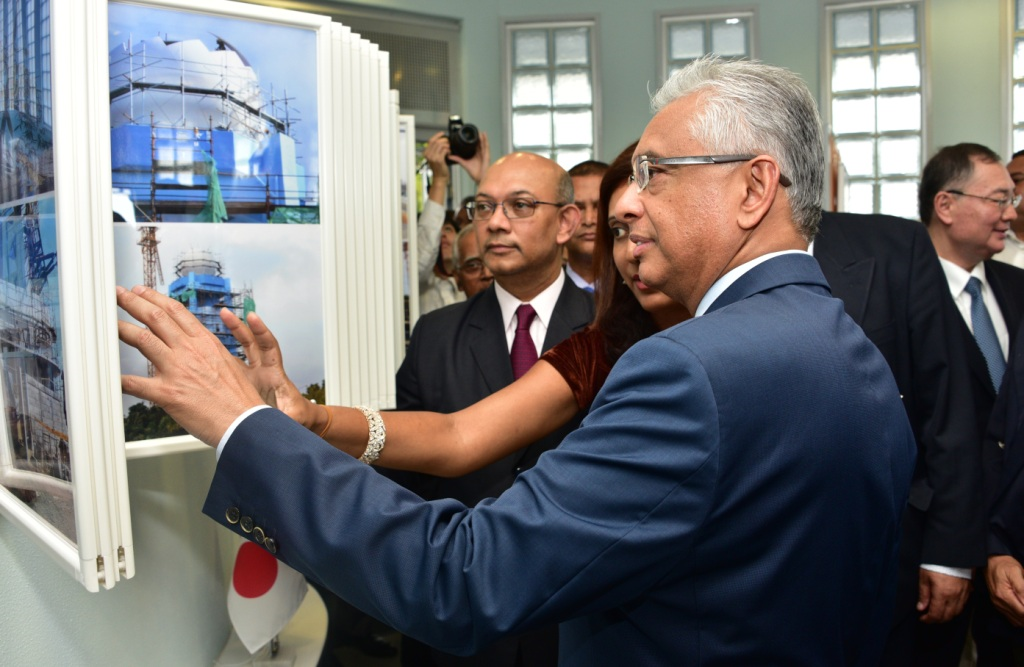 DRWOS: Mauritius joins the league of nations equipped with state-of-art technology for weather observation, says PM