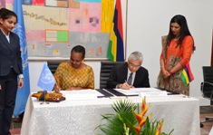 Mauritius a strategic partner to the United Nations for 2019-2023