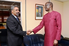 Mauritius and Niger undertake to strengthen bilateral and cooperation ties