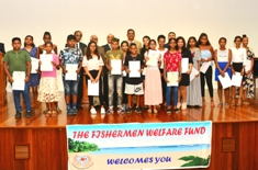 Fishermen Welfare Fund: 168 Scholarships Awarded to Children