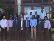 Foreign Affairs Minister attends Extraordinary Council Meeting of the Indian Ocean Commission