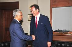 Mauritius and Austria to reinforce existing bilateral relations