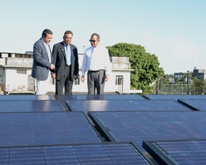 Co-operative society benefits from Solar Photovoltaic Rebate Scheme
