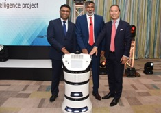 Robotics and AI: Diya One officially presented in Mauritius