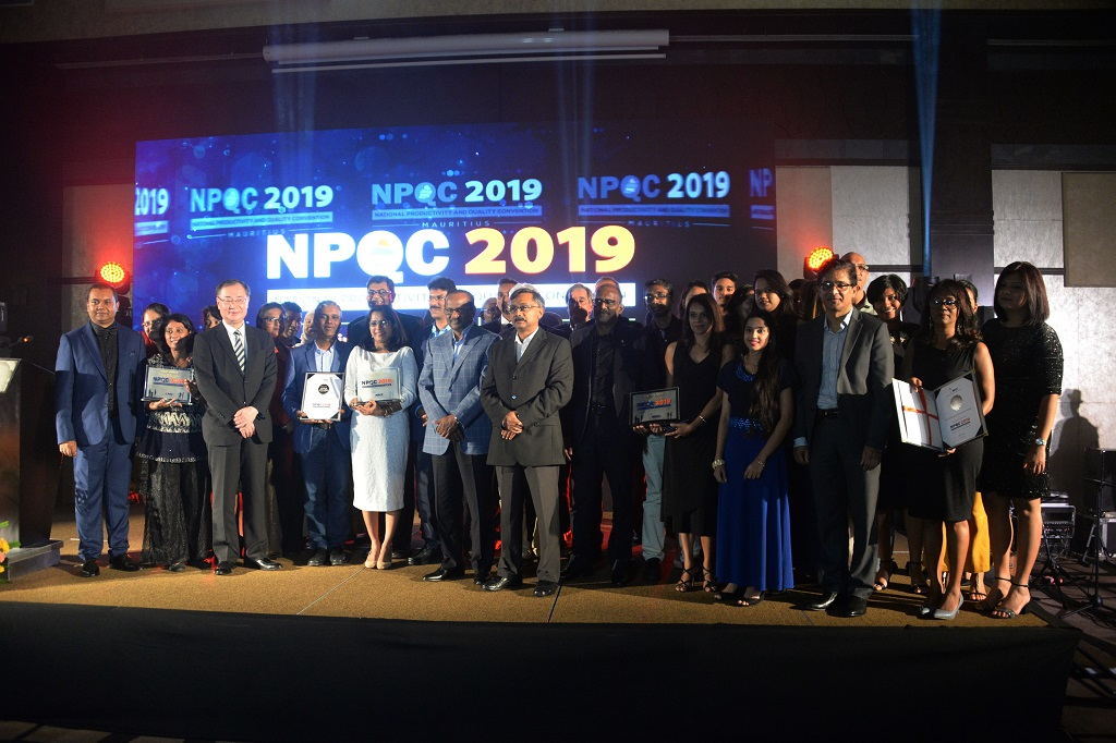 National Productivity and Quality Convention 2019: Best participants awarded