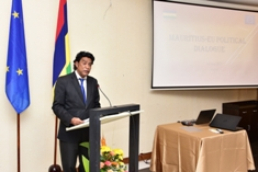 7th session of Mauritius-EU political dialogue focuses on elevating existing partnership