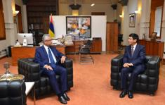 Mauritius and Vietnam currently collaborating on 49 projects to the tune of USD 400 million