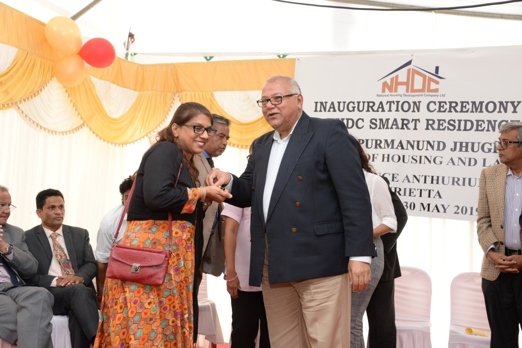 Residence Anthurium at Henrietta inaugurated