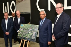 Smart City projects will modernise physical fabric of Mauritius, says PM